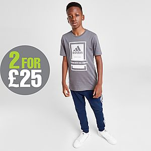 new & pre-owned designer fair price attractive designs Kids - Adidas Junior Clothing (8-15 Years) | JD Sports