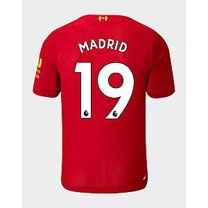 c175c0596 New Balance Liverpool FC 2019 Madrid #19 Home Shirt PRE ORDER ...