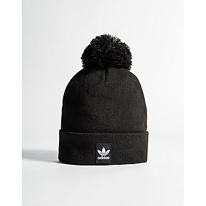 3acf2f13 adidas Originals Logo Bobble Hat adidas Originals Logo Bobble Hat