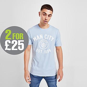 Official Team Manchester City F.C Stadium T-Shirt