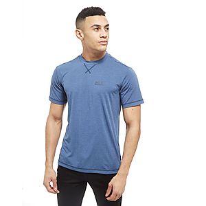 040d149e96 Jack Wolfskin Short Sleeve Core Tech T-Shirt ...