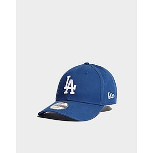 hot sale online 87fb3 e62c1 ... New Era MLB Los Angeles Dodgers 9FORTY Strapback Cap