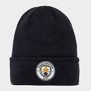 47 Brand Manchester City FC Cuffed Beanie Hat