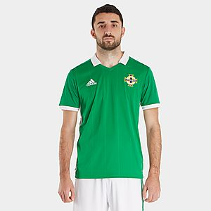 adidas Northern Ireland 2018/19 Home Shirt