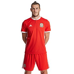 new york d4384 71562 adidas Wales 2018/19 Home Shirt