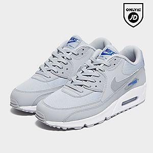 NWT Toddler Boys Nike Air Max 90 sz 8 blue white NWT