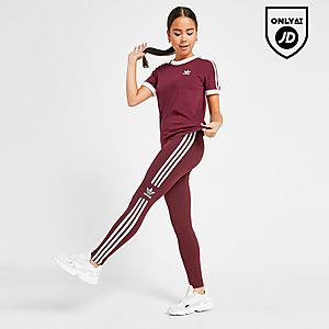 adidas Originals 3 Stripes Trefoil Leggings