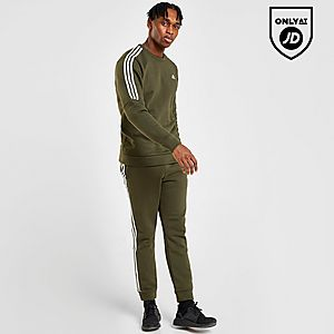 adidas Essentials 3 Stripes Track Pants