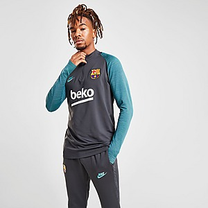 good texture sells los angeles Nike FC Barcelona Strike Drill Top