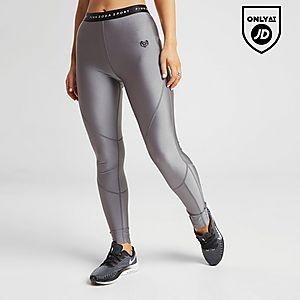 adidas Damen Design 2 Move Colorblock High Rise 78 Tights