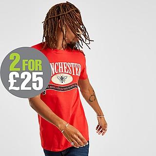 Official Team Manchester North West Short Sleeve T-Shirt