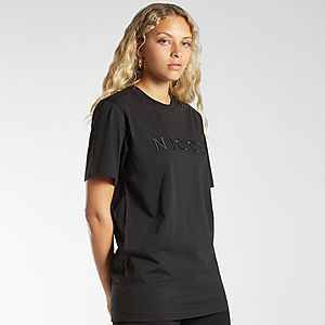 def0acde Nicce Logo Embroidered T-Shirt