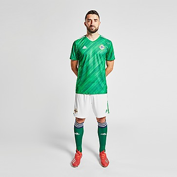 This is the new Northern Ireland home kit 2015, the Northern