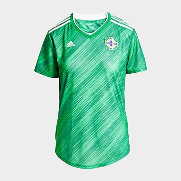 adidas Northern Ireland 2020 Home Shirt Women's