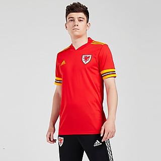 adidas Wales 2020 Home Shirt
