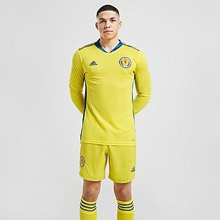 adidas Scotland 2020 Home Goalkeeper Shorts