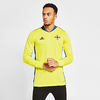 adidas Northern Ireland 2020 Home Goalkeeper Shirt