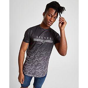 9af9445c2 Supply & Demand Half Tone T-Shirt ...