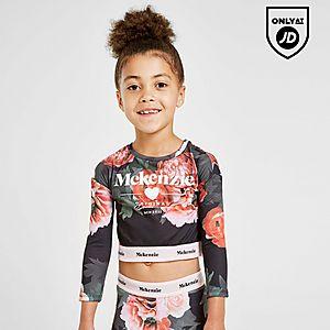 b1893f7d McKenzie Girls' Juniper Long Sleeve T-Shirt Children