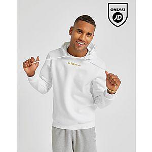 bec03cf6 adidas Originals QQR Tape Overhead Hoodie ...