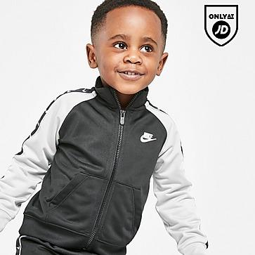 Nike Infant Girls Full Zip Tracksuit Children baby Jogging Suit Pink