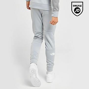 Kids Girls adidas Linear Jogging Pants Junior Fleece Bottoms Print New