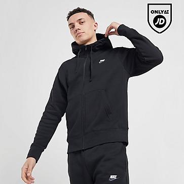 Nike DRY Men/'s Fleece Full Zip Dri-Fit Long Sleeve Hoodie NWT