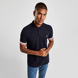 2b247eb1e Fred Perry | Men's Polo Shirts, Jackets & Shoes | JD Sports