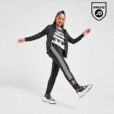 adidas Performance Womens Camo Essentials Full Length Gym Tight Leggings Ice