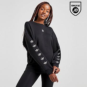 adidas Originals Women's Originals Trefoil Crew Sweatshirt