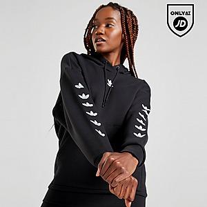 Women's Hoodies | Women's Pullovers & Zip Up Hoodies | JD Sports