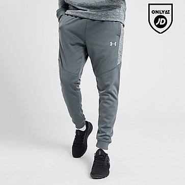 Under Armour Recovery Mens Track Pants Blue