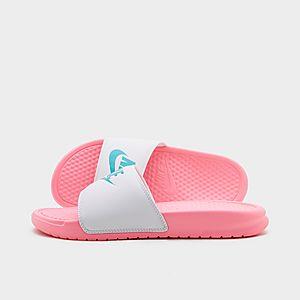 best website 25e63 c6f8f Nike Nike Benassi Women's Slide