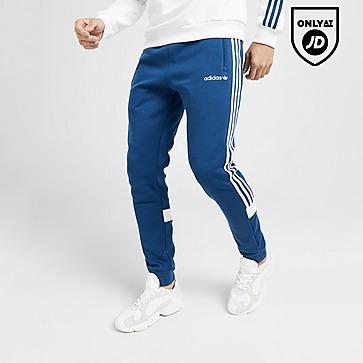 adidas originals id 2096 fleece jogginghose herren