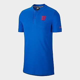 Nike England Authentic Polo Shirt
