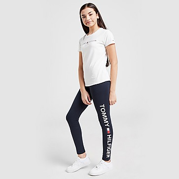 Tommy Hilfiger Girls Brand Logo Legging