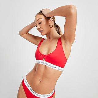 Calvin Klein Twist Bandeau Bikini Top