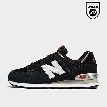 scarpe new balance 574 negro 8