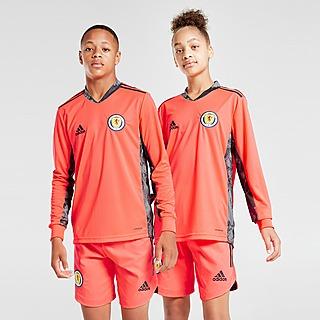 adidas Scotland FA 2020 Away Goalkeeper Shirt Junior