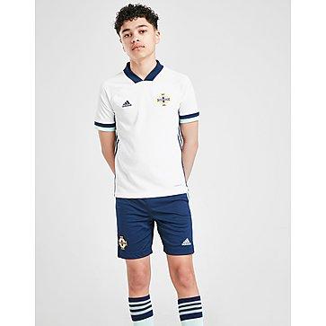 adidas Northern Ireland 2020 Away Shorts Junior