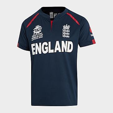 New Balance ECB T20 World Cup Shirt Junior