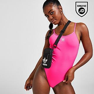 adidas Originals 3-Stripes Strappy Swimsuit