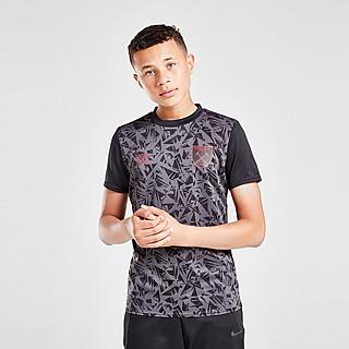 Umbro West Ham United FC Warm Up Shirt Junior