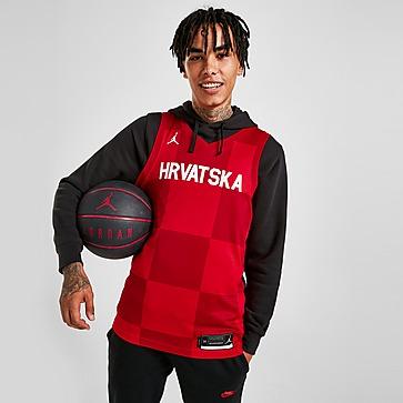 Jordan Croatia Basketball Jersey