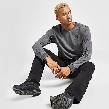 The North Face Long Sleeve Simple Dome T-Shirt