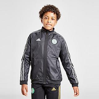 adidas Celtic FC Anthem Jacket Junior