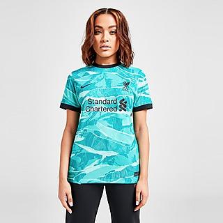 Nike Liverpool FC 2020/21 Away Shirt Women's