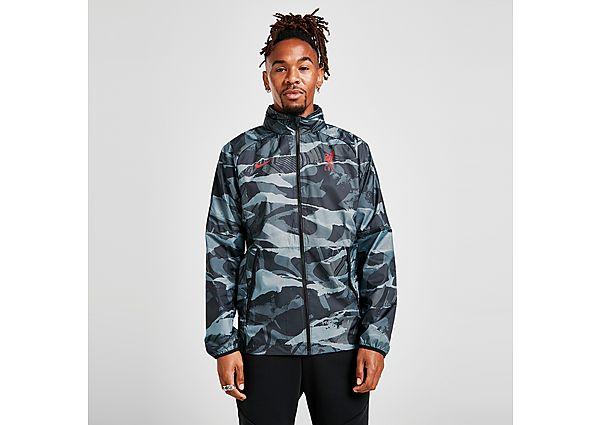 Nike Liverpool FC Lite Jacket - Anthracite - Mens