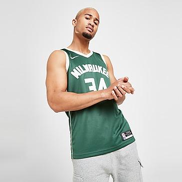 Nike NBA Milwaukee Bucks Swingman Giannis #34 Jersey