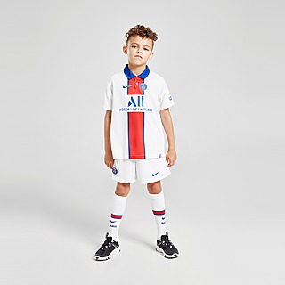 Nike Paris Saint Germain 2020/21 Away Kit Children